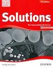 Solutions - Pre-Intermediate: Учебна тетрадка по английски език + CD Second Edition - книга за учителя