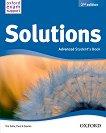 Solutions - Advanced: Учебник по английски език Second Edition - учебник