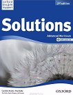 Solutions - Advanced: Учебна тетрадка по английски език + CD : Second Edition - Caroline Krantz, Paul Kelly, Tim Falla, Paul A. Davies -