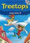 Treetops - ниво 3: Комплект от учебник и учебна тетрадка по английски език + CD-ROM - Sarah Howell, Lisa Kester-Dodgson -