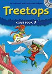 Treetops - ниво 3: Учебник и учебна тетрадка по английски език + CD -