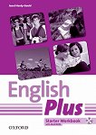 English Plus - ниво Starter: Учебна тетрадка по английски език + CD-ROM - Janet Hardy-Gould -
