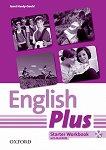 English Plus - ниво Starter: Учебна тетрадка по английски език + CD-ROM - учебна тетрадка