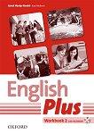 English Plus - ниво 2: Учебна тетрадка по английски език + CD-ROM - Janet Hardy-Gould, Kate Mellersh -