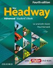 New Headway - Advanced (C1): Учебник по английски език + iTutor DVD-ROM : Fourth Edition - John Soars, Liz Soars, Paul Hancock - учебник