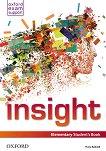 Insight - Elementary: Учебник по английски език - Fiona Beddall -