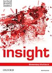 Insight - Elementary: Учебна тетрадка по английски език - Kate Haywood -
