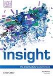 Insight - Pre-Intermediate: Учебник по английски език - Jayne Wildman, Fiona Beddall -