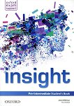 Insight - Pre-Intermediate: Учебник по английски език -