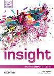 Insight - Intermediate: Учебник по английски език -