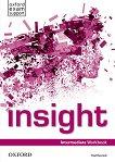Insight - Intermediate: Учебна тетрадка по английски език - Paul Hancock -