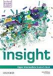 Insight - Upper-Intermediate: Учебник по английски език -