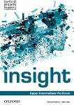 Insight - Upper-Intermediate: Учебна тетрадка по английски език - Rachael Roberts, Mike Sayer -