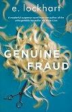 Genuine Fraud - E. Lockhart -