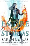 Throne of glass - book 5: Empire of Storms -