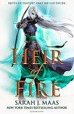 Throne of Glass - book 3: Heir of Fire - Sarah J. Maas -