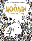 The Moomin Colouring Diary - Tove Jansson -
