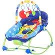 Бебешки шезлонг - Fiesta - С мелодии, светлини и вибрация -