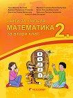 Книга за учителя по математика за 2. клас - учебна тетрадка