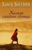 Хиляда сияйни слънца - Халед Хосейни - книга