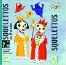 Скелети - Детска игра с карти -