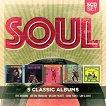 5 Classic Albums: Soul - 5 CD -