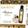 La Rive Madame in Love - Подаръчен комплект с парфюм и дезодорант -