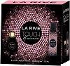 La Rive Touch of Woman - Подаръчен комплект с парфюм и дезодорант -
