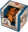 """Планетариумът на Кеплер - 3D дървен пъзел от серията """"Great Minds"""" -"""