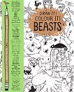 Draw it! Colour it! -  Beasts -