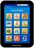 I Learn English - Ивелина Казакова - детска книга