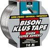Самозалепваща лента - Bison Klus Tape - Ролка с размер 5 cm x 10 m -