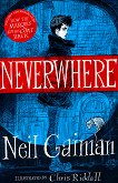 Neverwhere - Neil Gaiman - книга