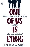 One of us is lying - Karen McManus - книга