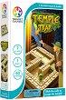 """В капан на крепостта - Детска логическа игра от серията """"Compacts"""" - игра"""