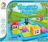 """Трите прасенца - Детска логическа игра от серията """"Original"""" -"""