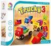 """Камиончета 3 - Детска логическа игра от серията """"Original"""" -"""