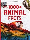 1000+ Animal Facts - Camilla de la Bedoyere, Rupert Matthews, Steve Parker, Barbara Taylor -
