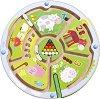 Магнитен лабиринт - Числа - Детска логическа игра -
