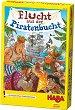 Бягство от залива на пиратите - Детска стратегическа игра -