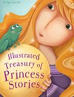 Illustrated Treasury of Princess Stories -
