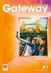 Gateway - Elementary (А1): Учебник за 8. клас по английски език : Second Edition - David Spencer - учебник