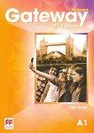 Gateway - Elementary (А1): Учебна тетрадка за 8. клас по английски език Second Edition - учебник