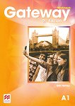 Gateway - Elementary (А1): Учебна тетрадка за 8. клас по английски език : Second Edition - Gill Holley - учебник