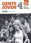 Gente Joven - ниво 4 (B1.1): Учебна тетрадка по испански език : Nueva Edicion - Encina Alonso Arija, Matilde Martinez Salles -