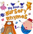 Big Book of Nursery Rhymes - детска книга