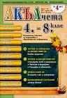 Акълчета: 4., 5., 6., 7. и 8. клас : Национално списание за подготовка и образователна информация - Брой 56 -