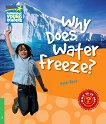 Cambridge Young Readers - ниво 3 (Beginner): Why Does Water Freeze? - Peter Rees -