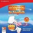 Playway to English - ниво 2: 3 CD с аудиоматериали по английски език Second Edition - продукт