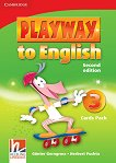 Playway to English - ниво 3: Флашкарти по английски език : Second Edition - Herbert Puchta, Gunter Gerngross -